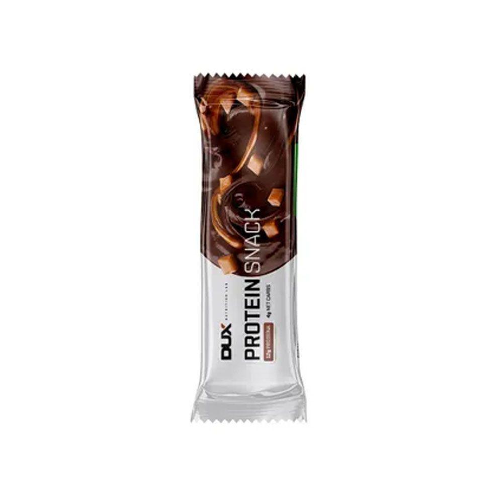 Proteinsnack Chocolate Belga e Caramelo Dux Nutrition  - KFit Nutrition