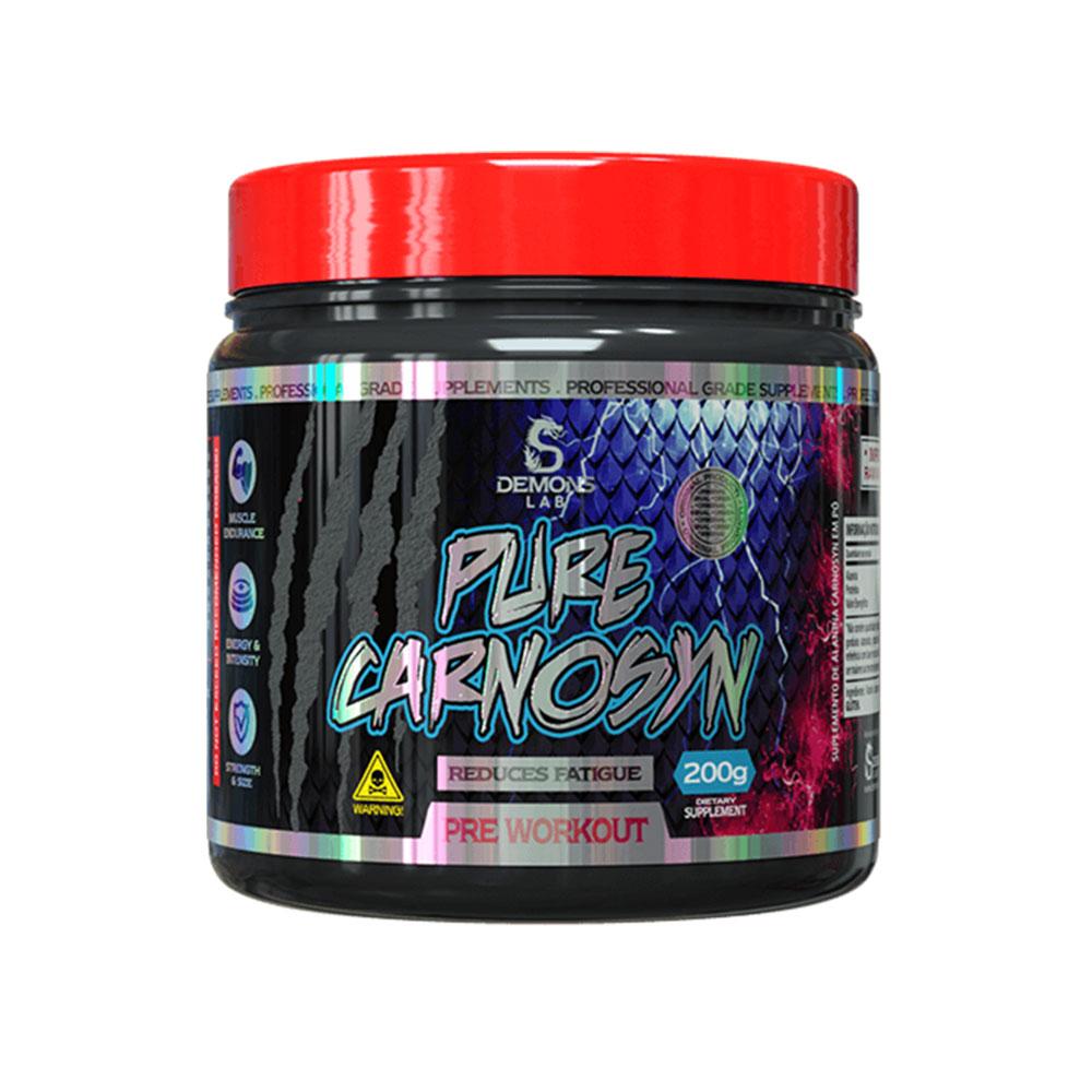 Pure Carnosyn 200g Demons Lab  - KFit Nutrition