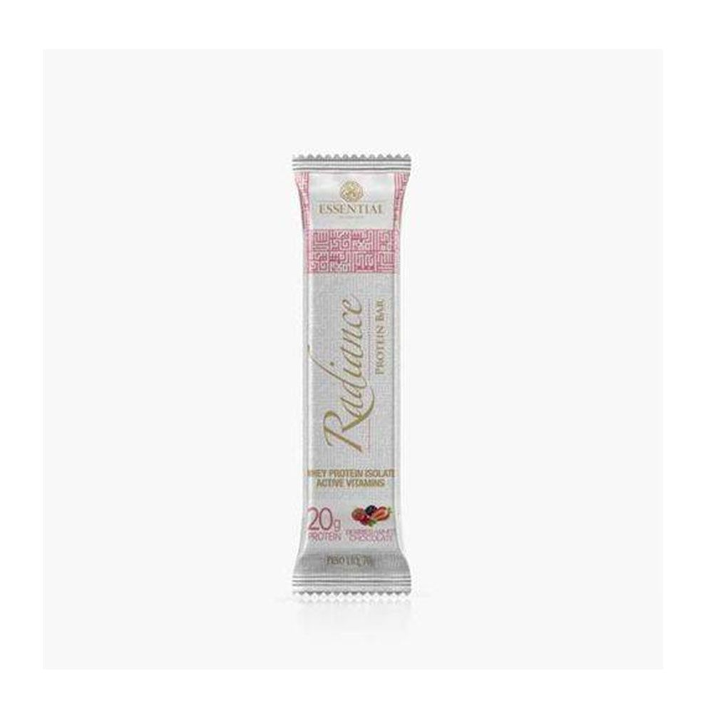 Radiance Protein Bar Berries + White chocolate  - KFit Nutrition