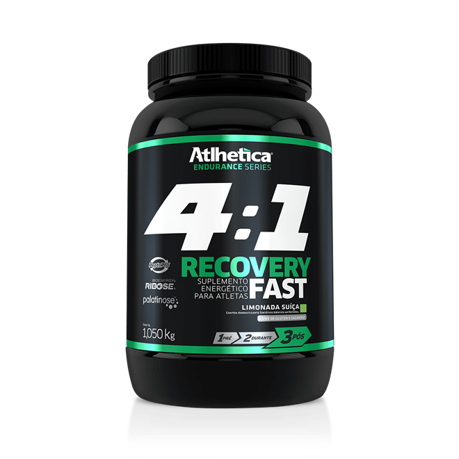 Recovery Fast 4:1 Atlhetica  - KFit Nutrition
