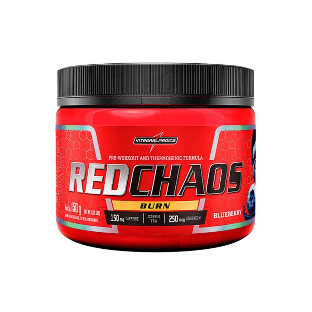 Redchaos Burn Blueberry 150g - Integral Medica  - KFit Nutrition