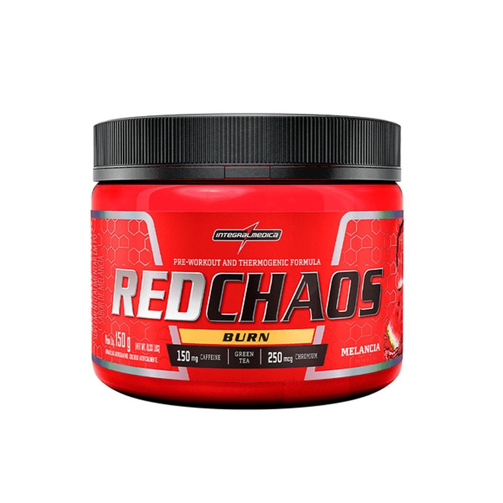 Redchaos Burn Melancia 150g - Integral Medica  - KFit Nutrition