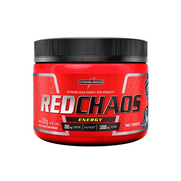 Redchaos Enegy Mr.Freeze 150g - Integral Medica  - KFit Nutrition