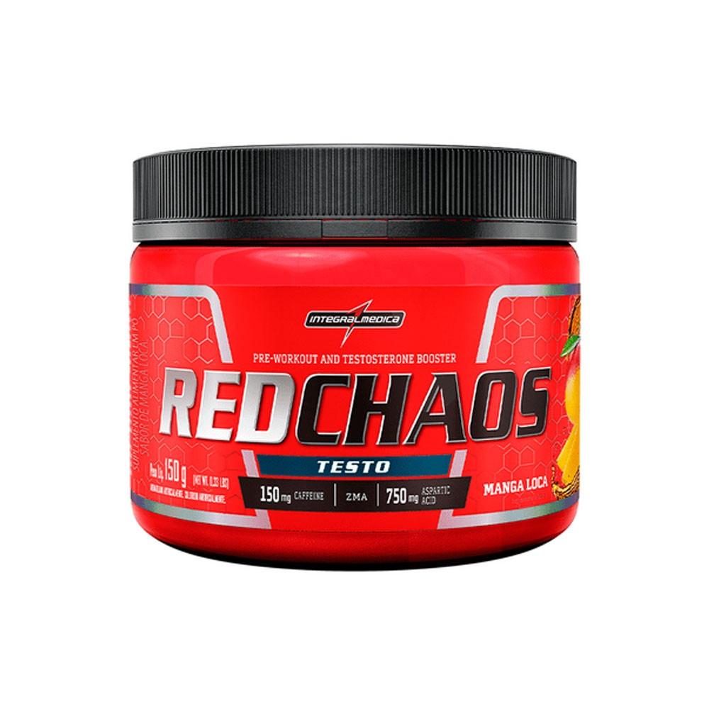 Redchaos Testo Manga Loca 150g - Integral Medica  - KFit Nutrition