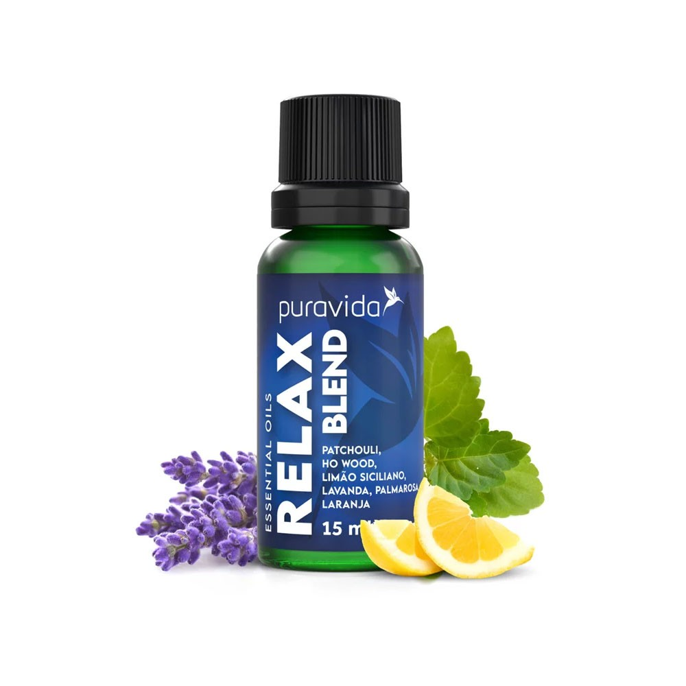 Relax Blend 15ml - Pura Vida  - KFit Nutrition
