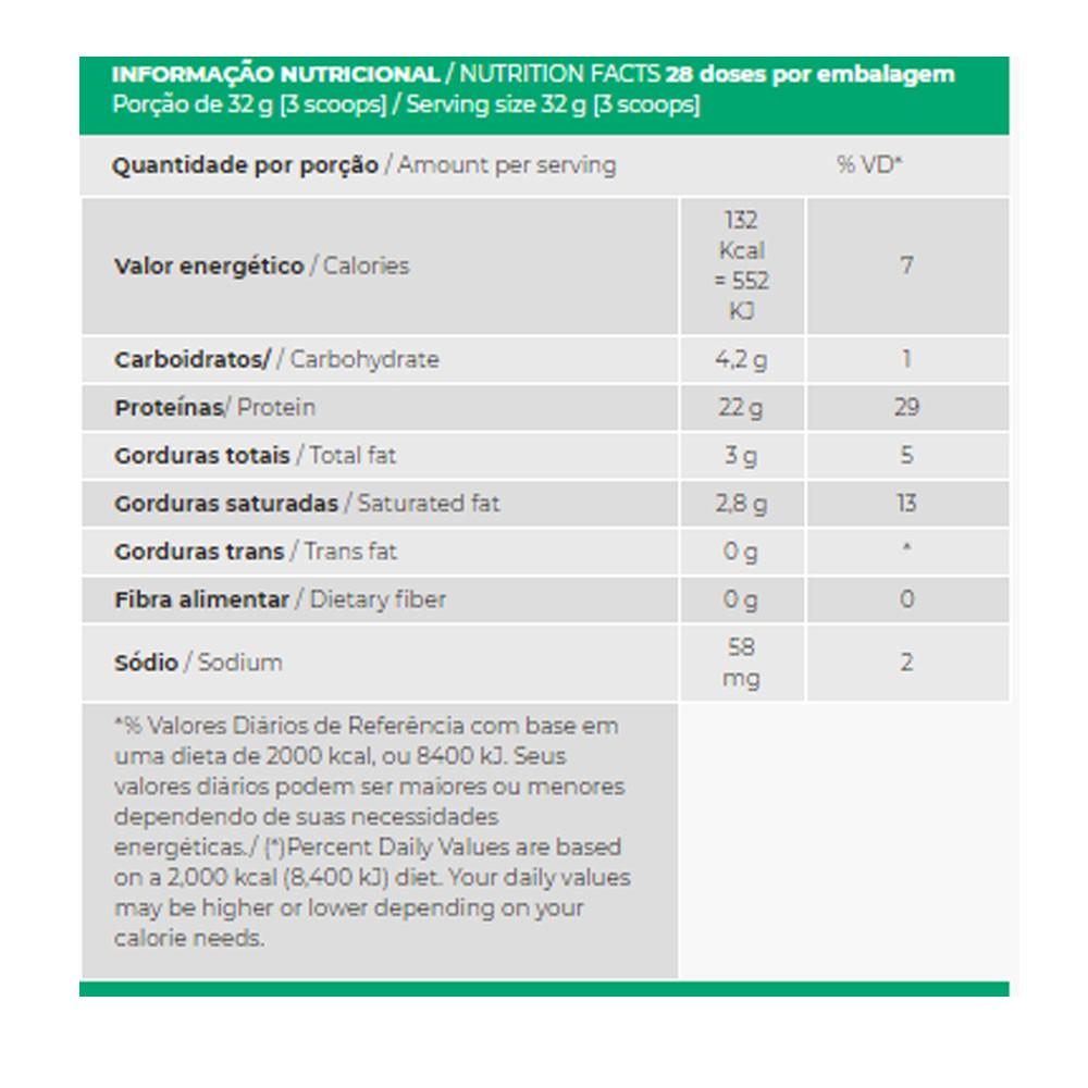 Rise Leite com Canela 907g - Hopper  - KFit Nutrition