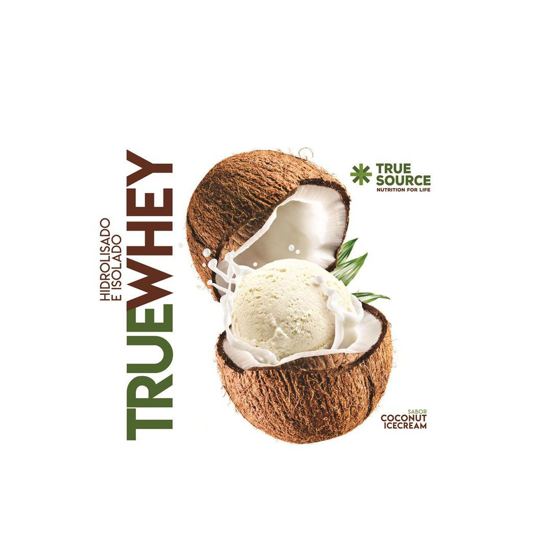 Sachê True Whey Coco Ice Cream 32g  - KFit Nutrition