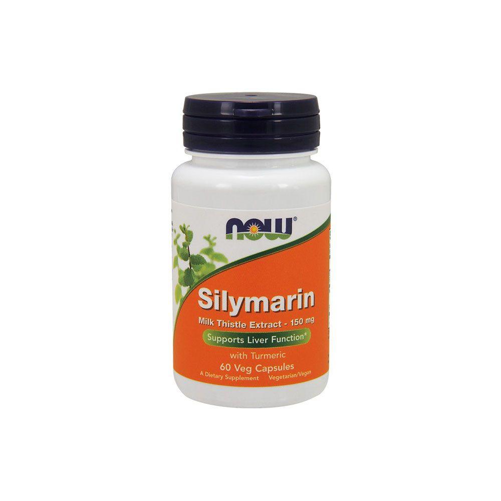 Silymarin 60caps Now  - KFit Nutrition