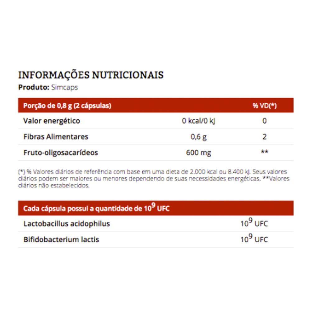 SimCaps 30 Caps Vitafor  - KFit Nutrition