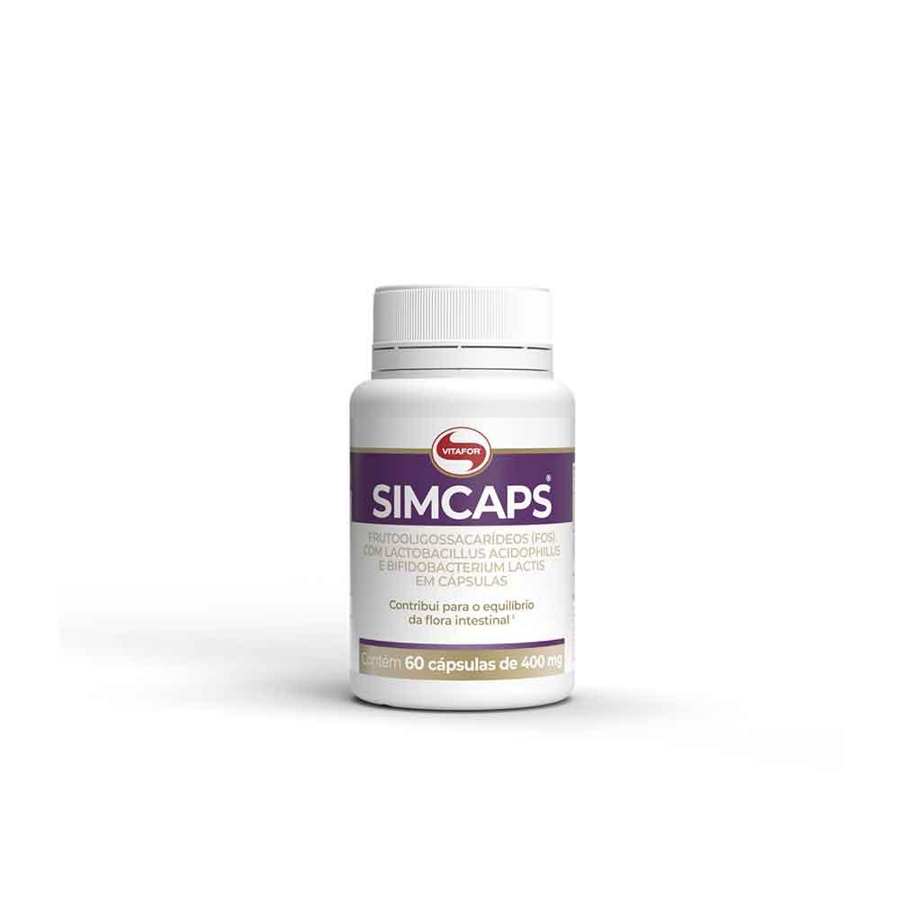 Simcaps 60 Caps 400mg - Vitafor  - KFit Nutrition