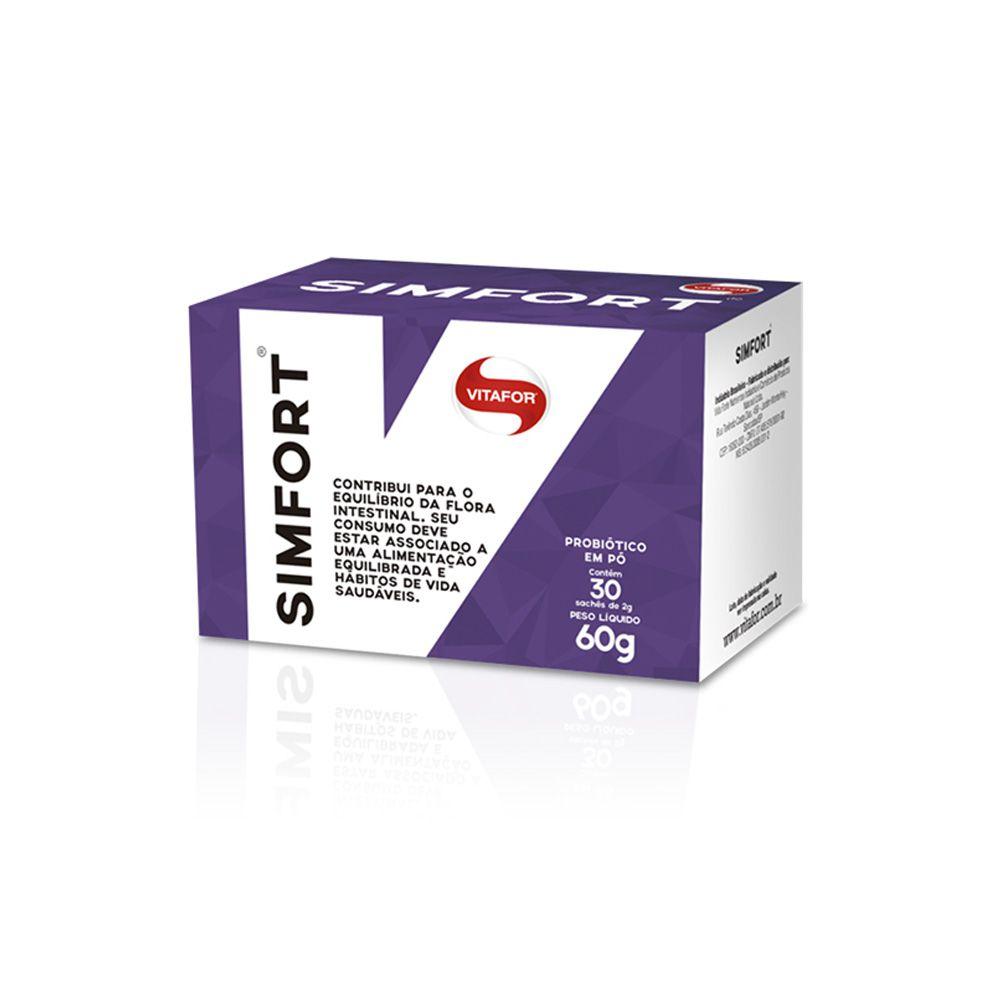 Simfort 30 Saches de 2G Vitafor  - KFit Nutrition