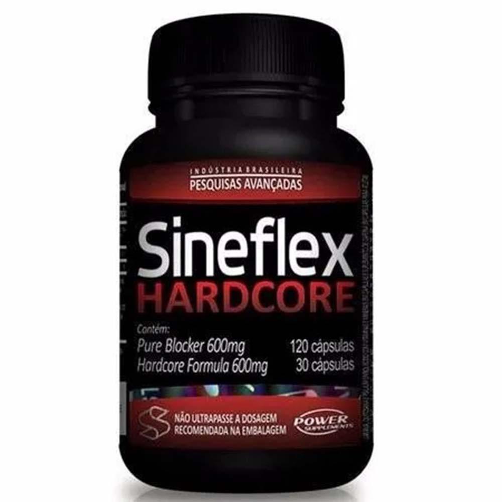Sineflex Hardcore 150 Caps  Power Supplements  - KFit Nutrition