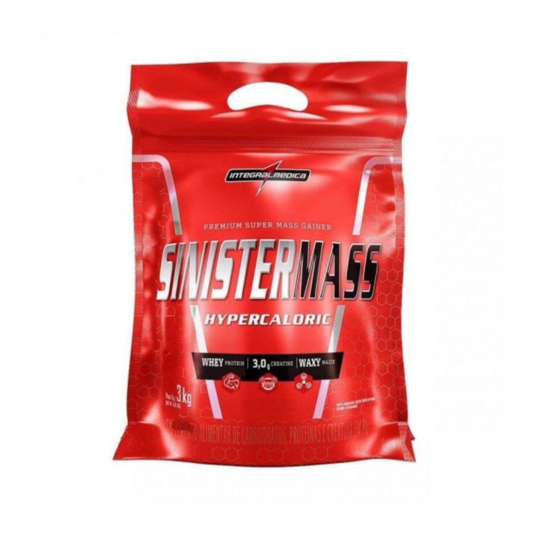 Sinister Mass 3kg Cookies - Integral Medica  - KFit Nutrition