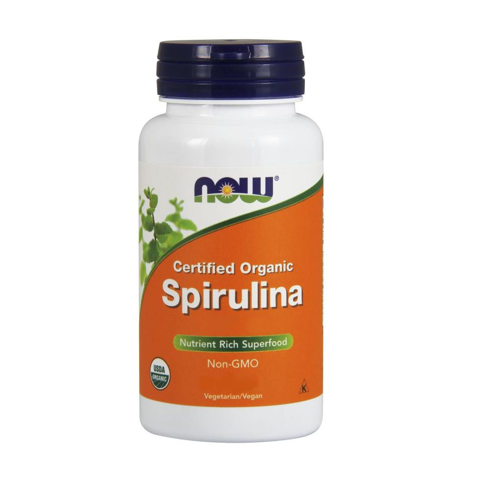 Spirulina Now  - KFit Nutrition