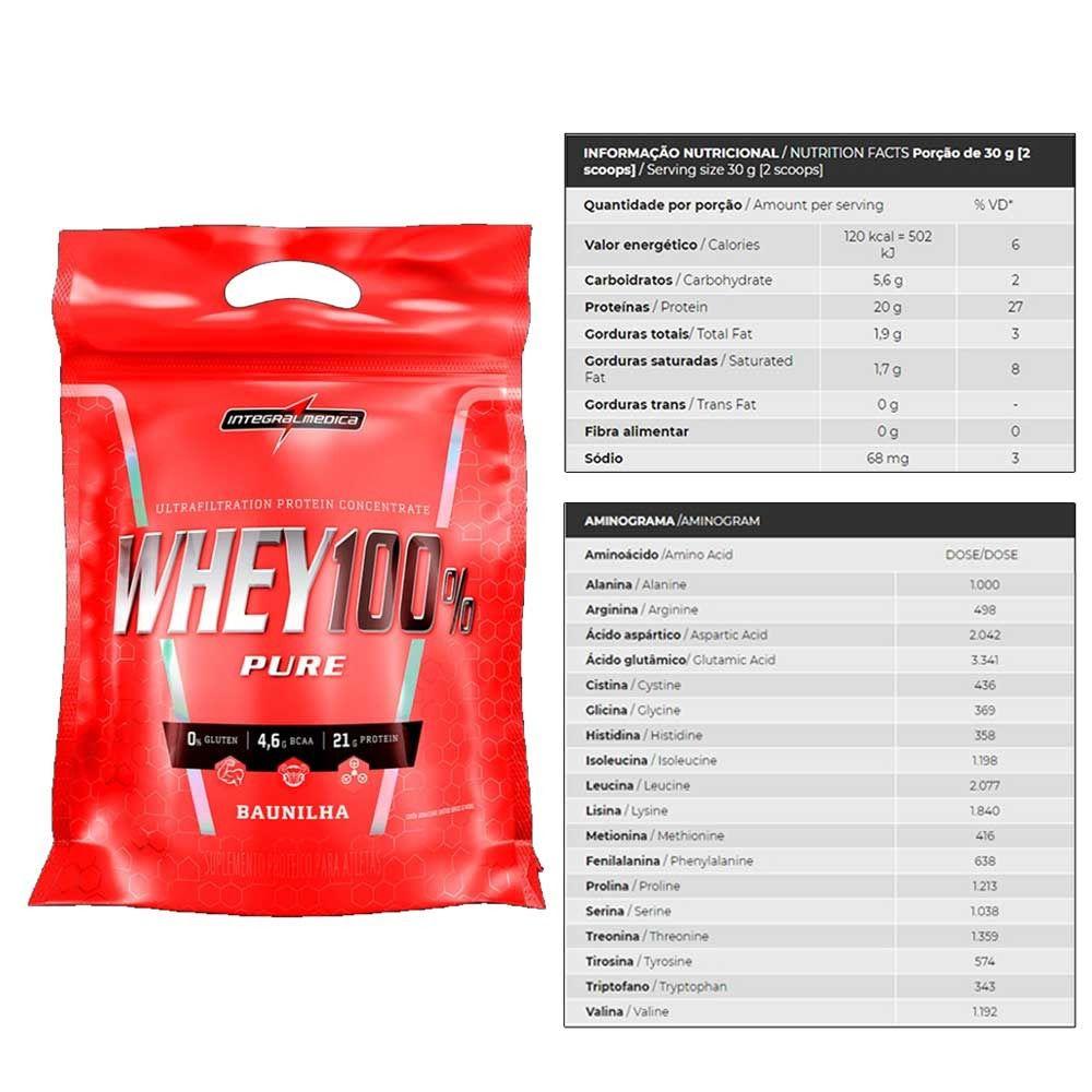 Super Whey 100% 900g Baunilha + Supercoffee 2.0 220g  - KFit Nutrition
