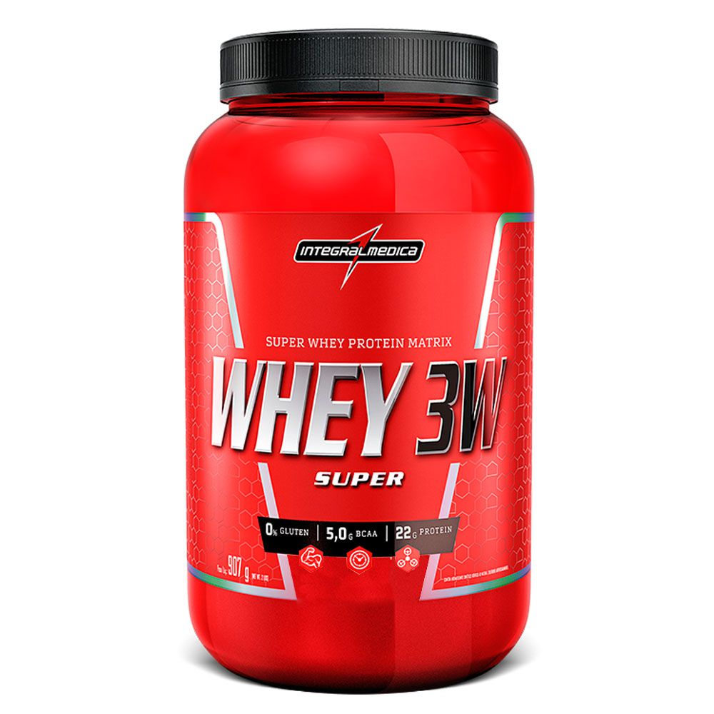 Super Whey 3W Integral Medica  - KFit Nutrition