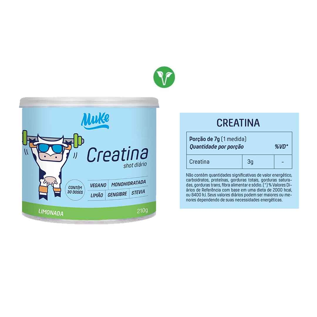 Supercoffee 2.0 220g + Creatina Vegana Mais Mu 210g - KFit Nutrition