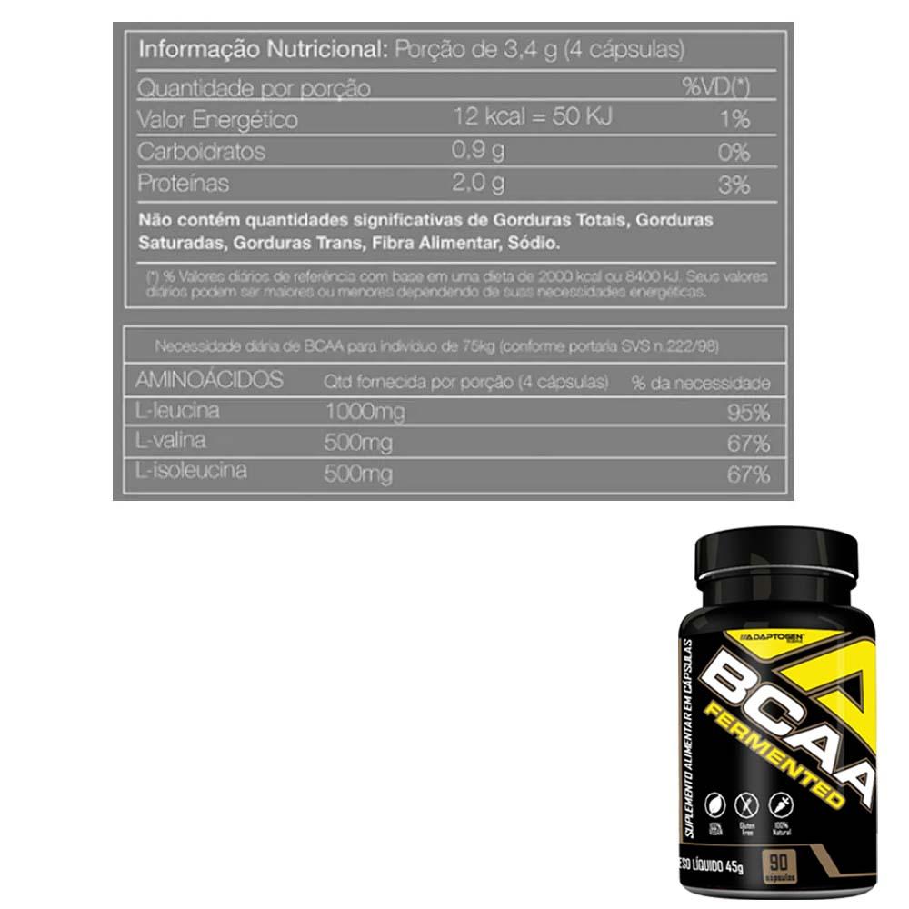 Supercoffee 2.0 220G e Bcaa 90 Caps e Creatina 100g  - KFit Nutrition