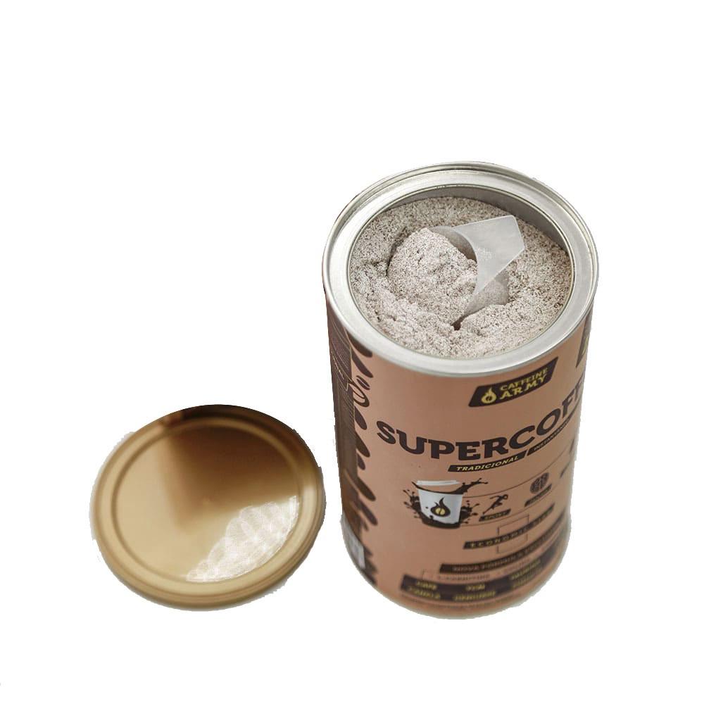 Supercoffee 2.0 Economic Size 380g - Latão Caffeinearmy  - KFit Nutrition