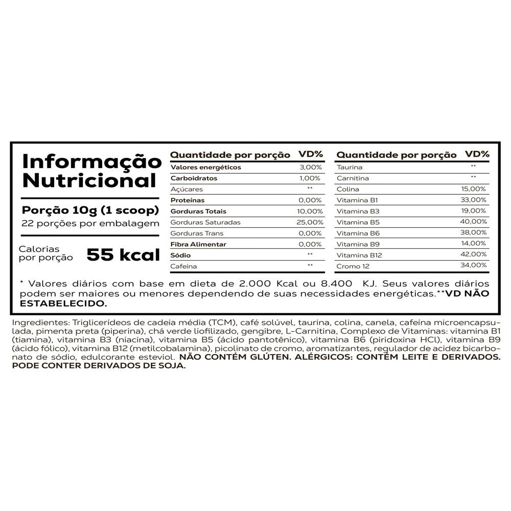 Supercoffee 2.0 Economic Size 380g e Viseira  - KFit Nutrition