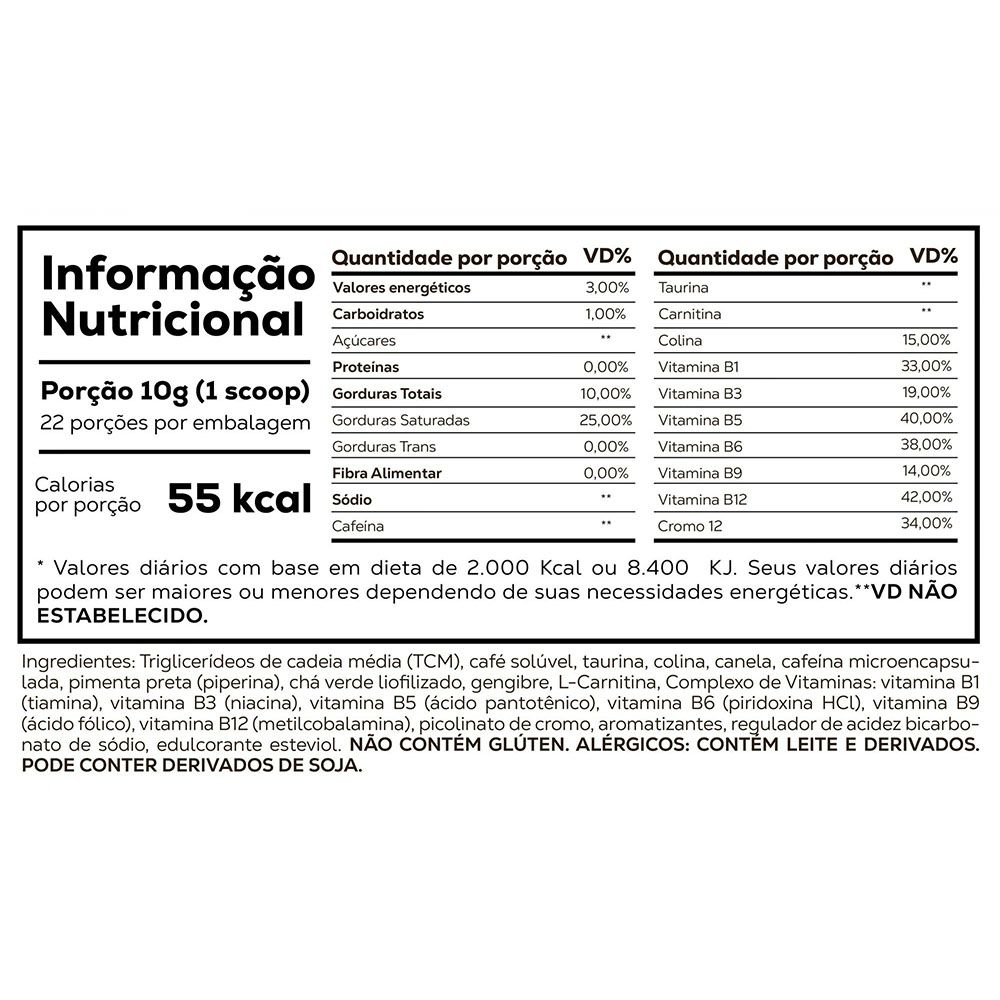 Supercoffee To Go 1 Sachês 10g   - KFit Nutrition
