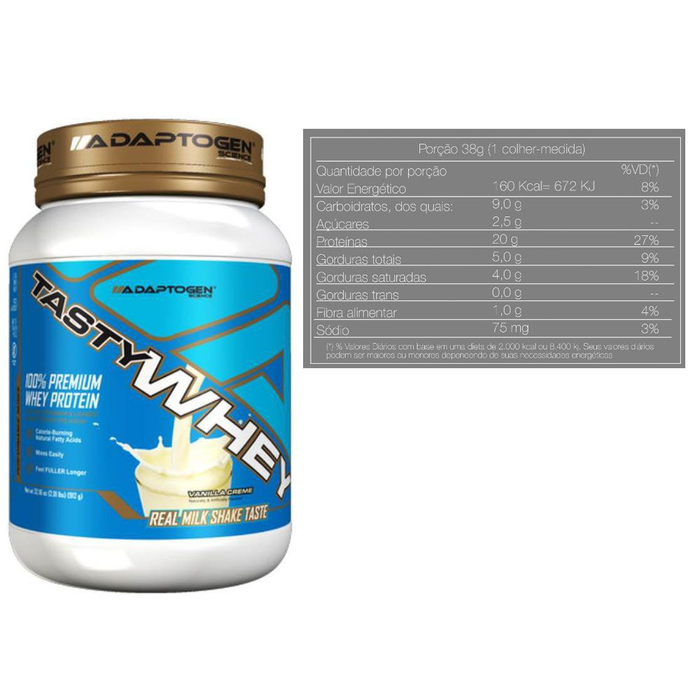 Tast Whey 2 LB Vanilla  + Bcaa Platinum 60 Caps + Bottle  - KFit Nutrition