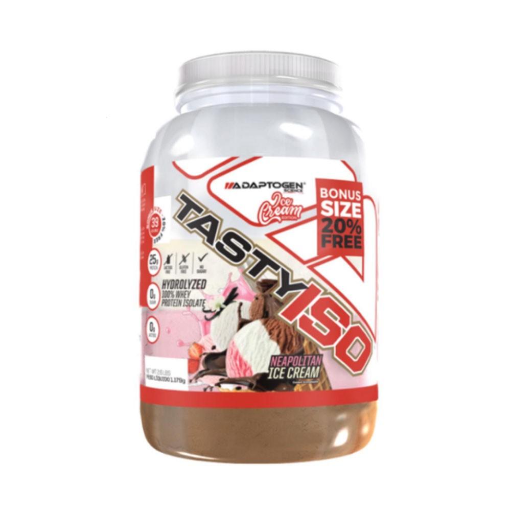 Tasty Iso 2 Lb Napolitano - Adaptogen  - KFit Nutrition