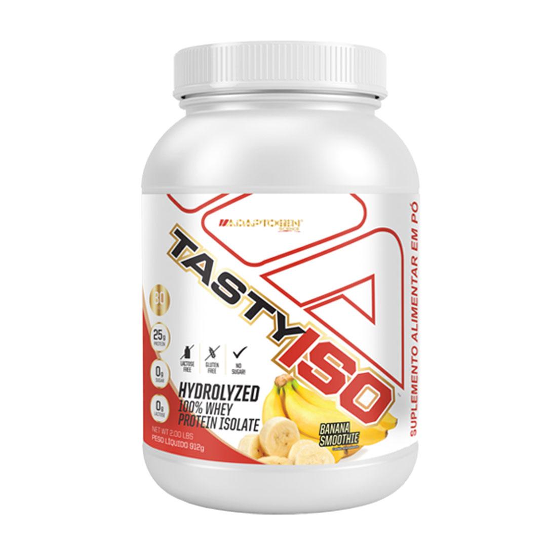 Tasty Iso Banana Smoothie 2lbs - Adaptogen  - KFit Nutrition