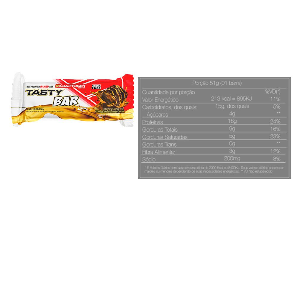 Tasty Whey Cookies 2Lbs + Tasty Bar Chocolate P/ Butter 51g  - KFit Nutrition