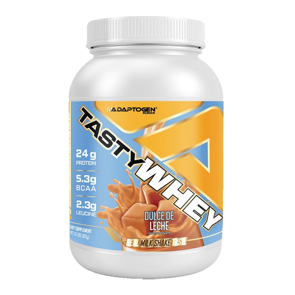 Tasty Whey Dulce de Leche 2 Lbs   Adaptogen   - KFit Nutrition
