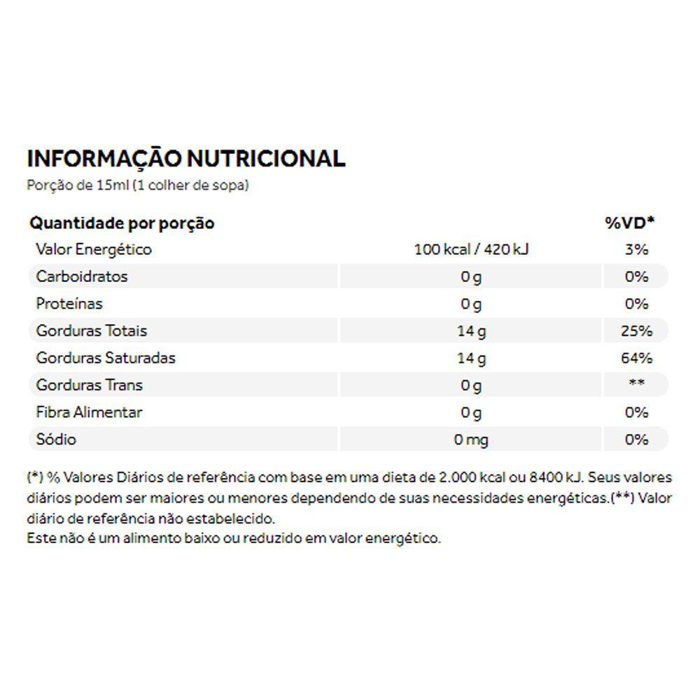 TCM Lótus de Coco 250ml Puravida  - KFit Nutrition