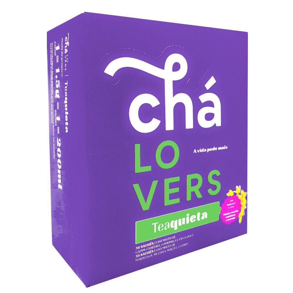 TeaQuieta  - Chá Lovers  - KFit Nutrition