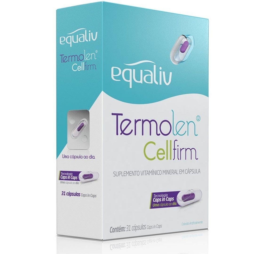 Termolen Cellfirm 31 Cáps - Equaliv  - KFit Nutrition