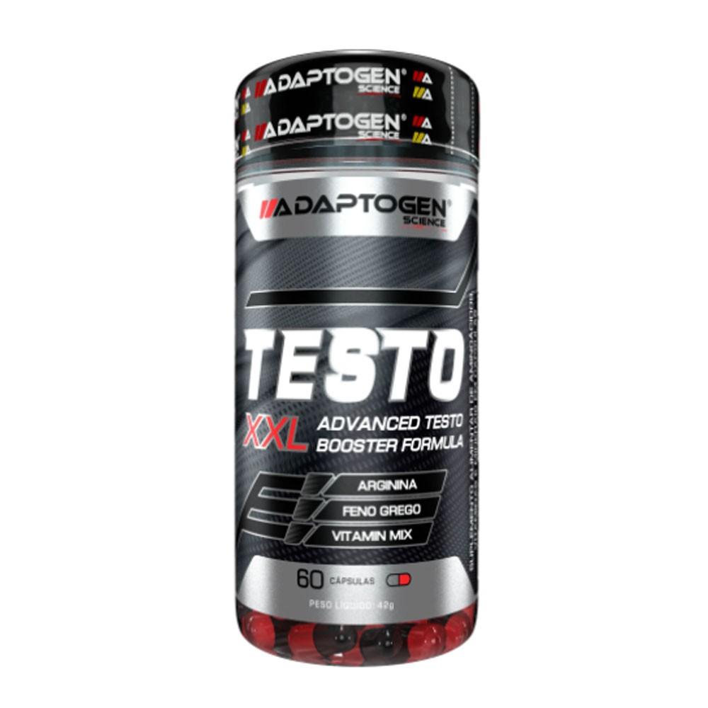 Testo XXL 60 Cáps - Adaptogen  - KFit Nutrition