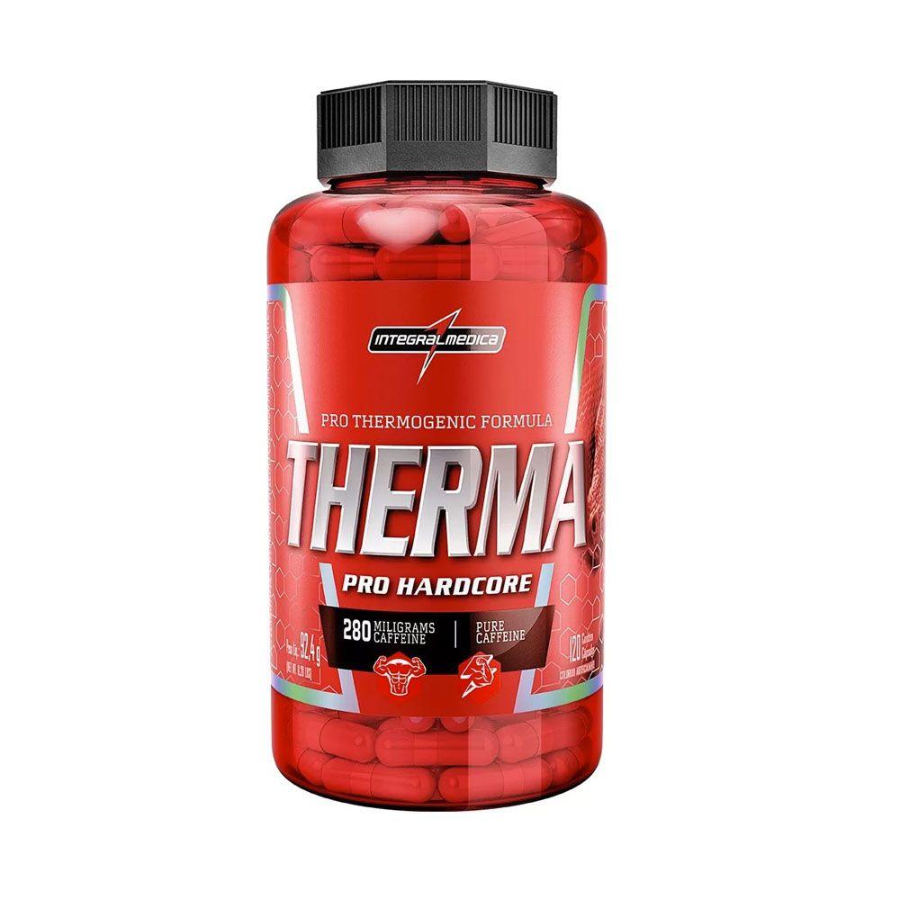 Therma Pro Hardcore 120 Caps Integral Medica  - KFit Nutrition