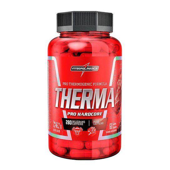 Therma Pro Hardcore 60 Caps Integral Medica  - KFit Nutrition