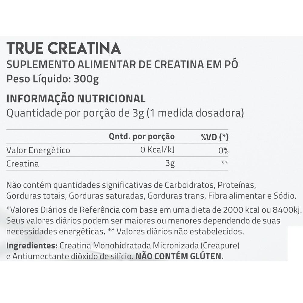 True Creatina 300g - True Source  - KFit Nutrition