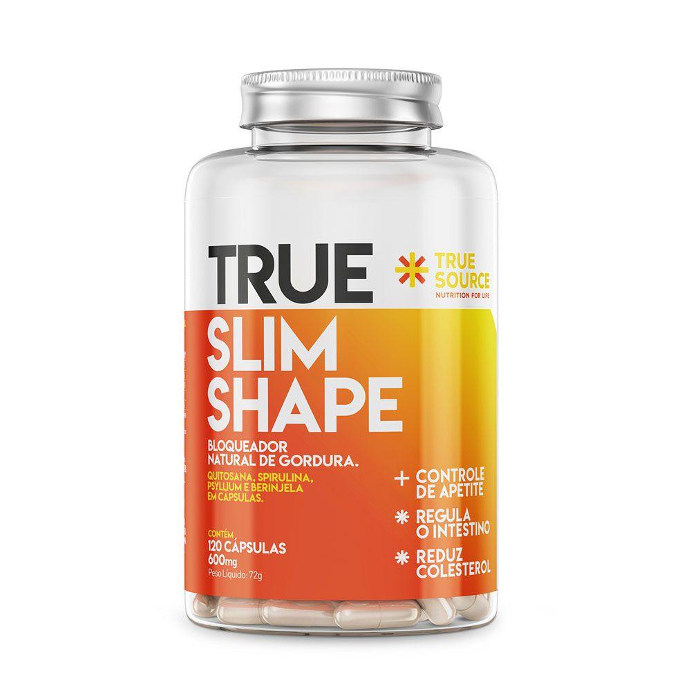 True Slim Shape 600mg 120Caps - True Source  - KFit Nutrition