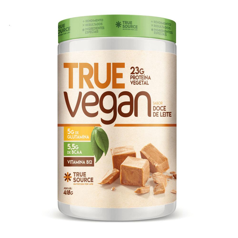 True Vegan Doce de Leite 418g - Treu Source  - KFit Nutrition