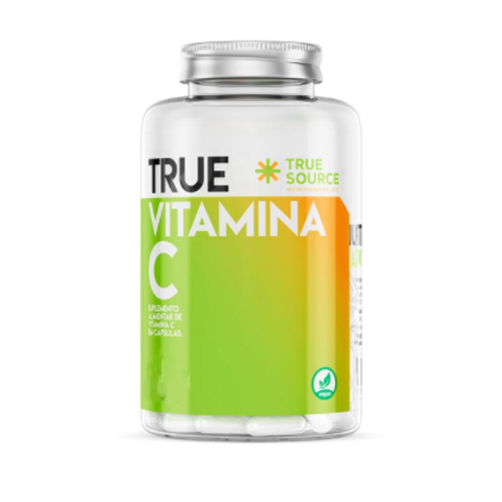 True Vitamina C 60 Tabletes 1700mg - True Source  - KFit Nutrition