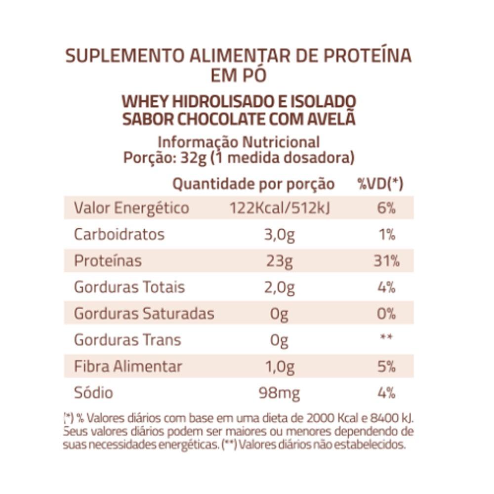 True Whey Chocolate C/ Avela 1810G - True Source  - KFit Nutrition
