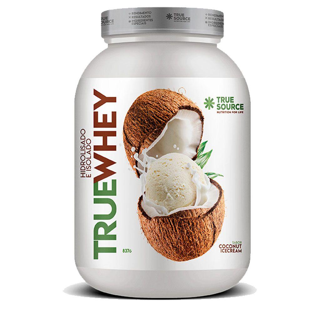 True Whey Coco Ice Cream 837g - Hidrolisada Isolada  - KFit Nutrition