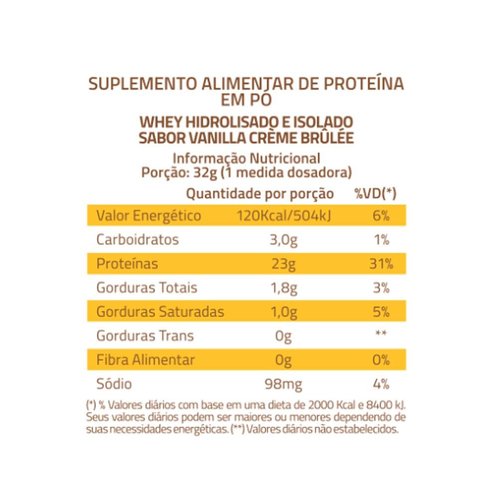 True Whey Vanilla Creme Brule 1810G - True Source  - KFit Nutrition