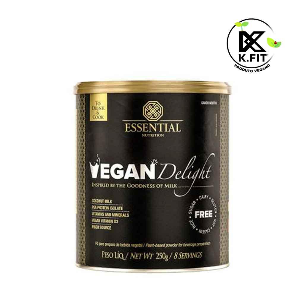 Vegan Delight 250g Essential Nutrition  - KFit Nutrition