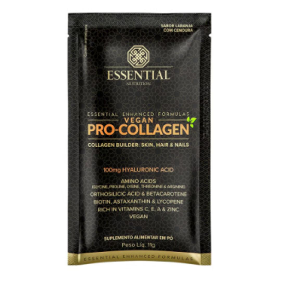 Vegan Pro-collagen 30 Saches 330g - Essential  - KFit Nutrition