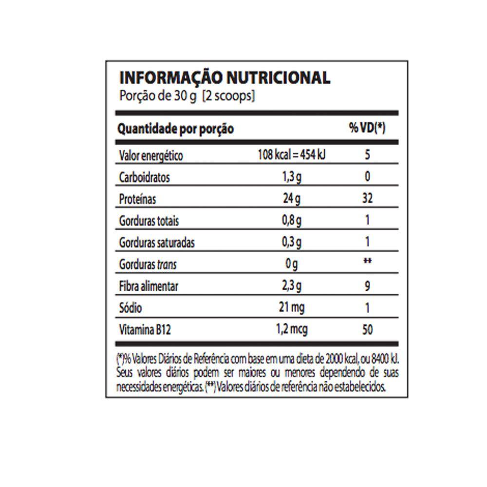 Veganpro Baunilha - Proteína em Pó 550g - Nutrify  - KFit Nutrition