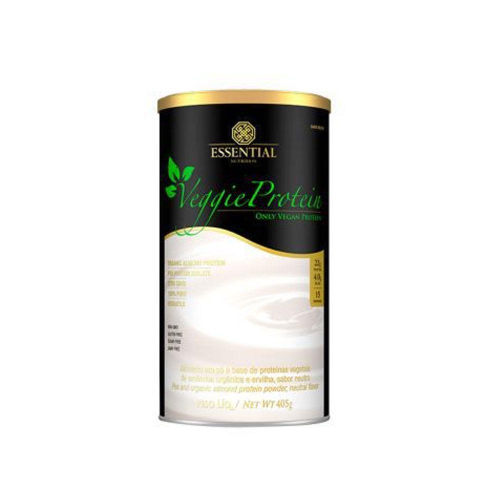 Veggie Whey Protein 405g Neutro Essential  - KFit Nutrition