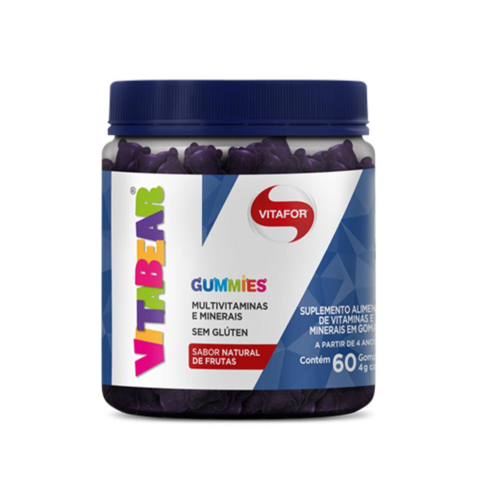 Vita Bear 60 Gomas Frutas  - KFit Nutrition