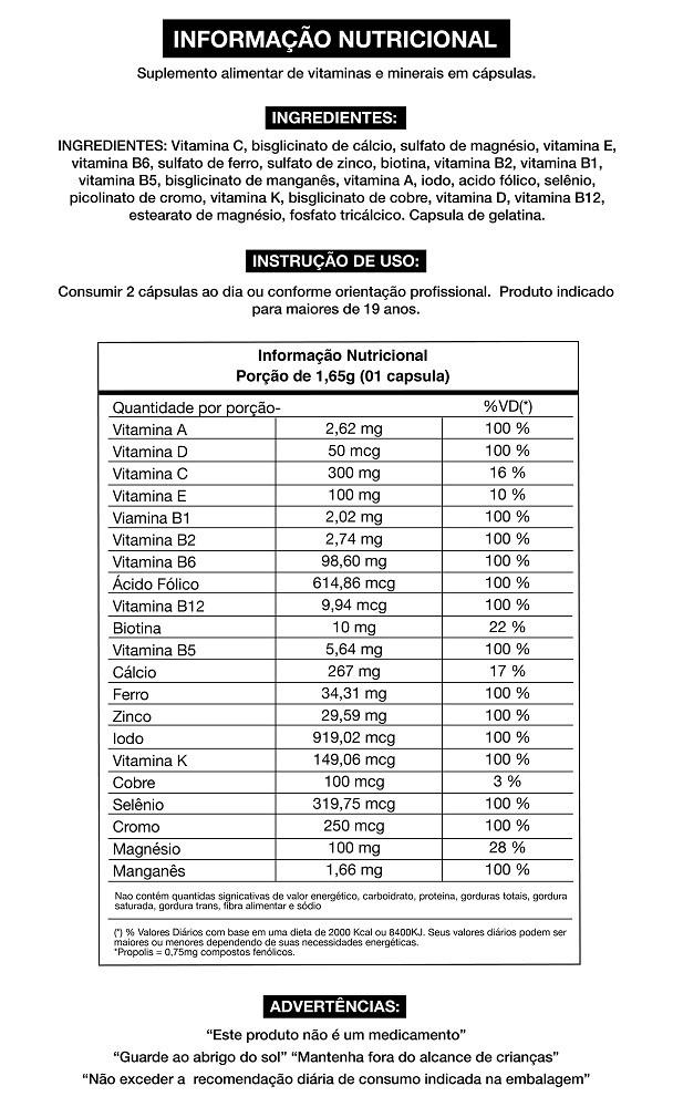Vita Daily 90 Caps - Adaptogen  - KFit Nutrition