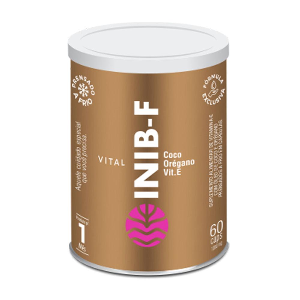 Vital Inib - F 60Caps Nova Embalagem - Vital Âtman  - KFit Nutrition